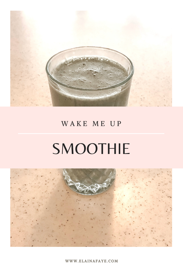 Easy healthy smoothie recipe. 6 ingredients that will boost your energy, keep you full, and help you lose weight. Protein Powder, greens, and...
